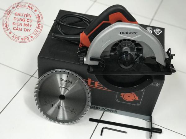 Máy cưa đĩa MAKTEC MT583 1050w 185mm máy , hộp giấy