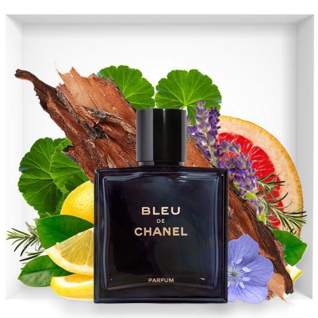 Nước Hoa Nam Bleu Chanel Paris EDP - Hương Thơm Mạnh Mẽ