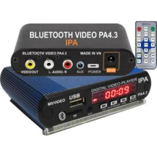 [HCM]Thiết Bị Bluetooth IPA PA4.3 Nhận Tín Hiệu Bluetooth Tầm Bắt Sóng 10-15m. thumbnail