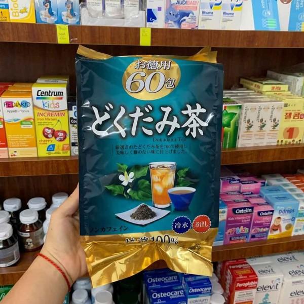 [Lấy mã giảm thêm 30%] Trà Diếp Cá Thải Độc Orihiro Nhật Bản cao cấp