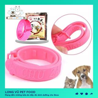 Vòng cổ chống ve rận cho chó mèo dưới 5kg - Vòng chống ve - Long Vũ Pet Food thumbnail