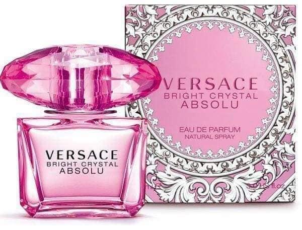Nước Hoa Nữ Versace Bright Crystal Absolu EDP 90ml