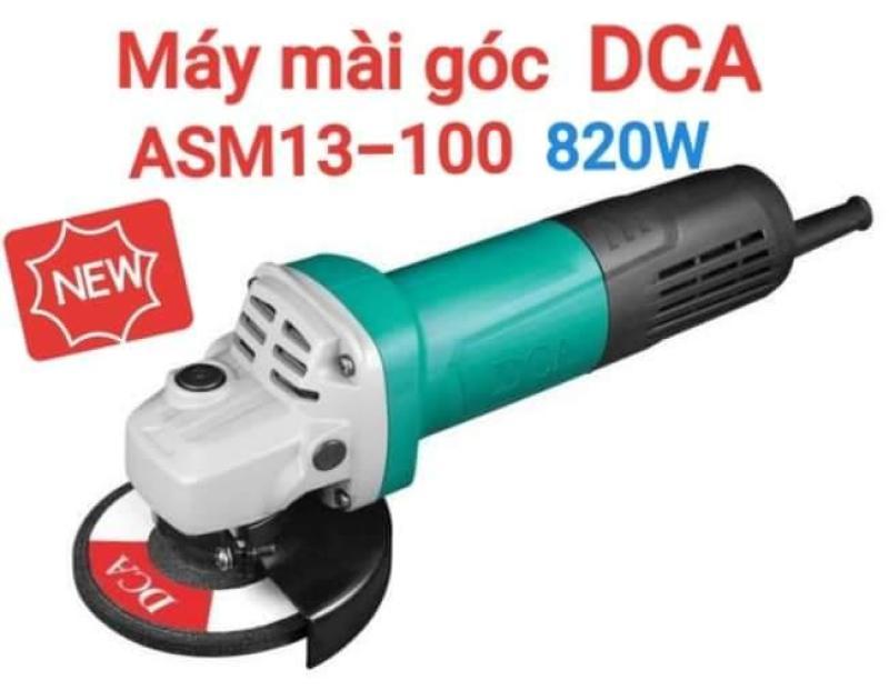 MÁY MÀI GÓC 820W DCA ASM13-100