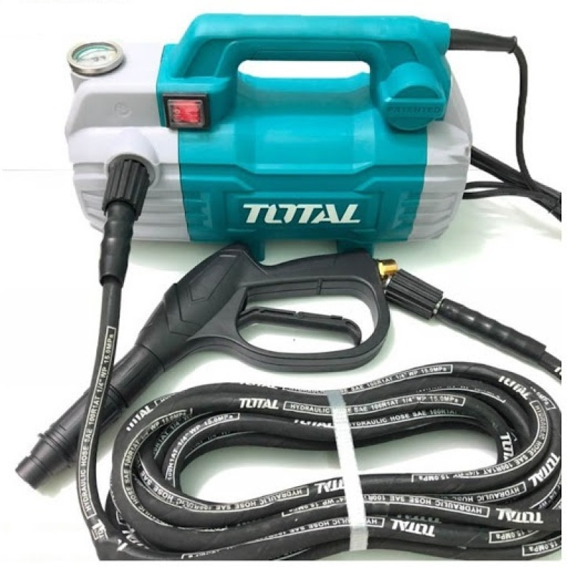 Máy xịt rửa xe Total 1500W TGT11236