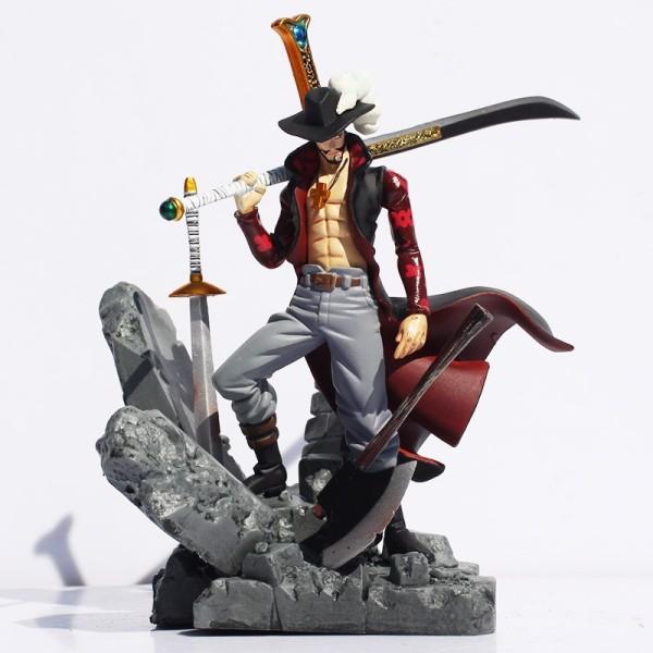 Mô Hình Nhân Vật Dracule Mihawk - Mô Hình One Piece Mẫu Đẹp Giá Rẻ ( Cao 15cm )