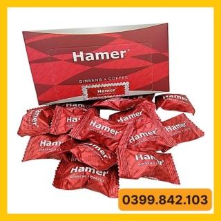 5 viên Kẹo Sâm Hamer Candy Mã 37F [chuẩn auth date 2024] Mạnh Hơn kẹo sâm Xtreme Candy - Tăng Cường Sinh Lí Nam Giới - Chính Hãng thumbnail