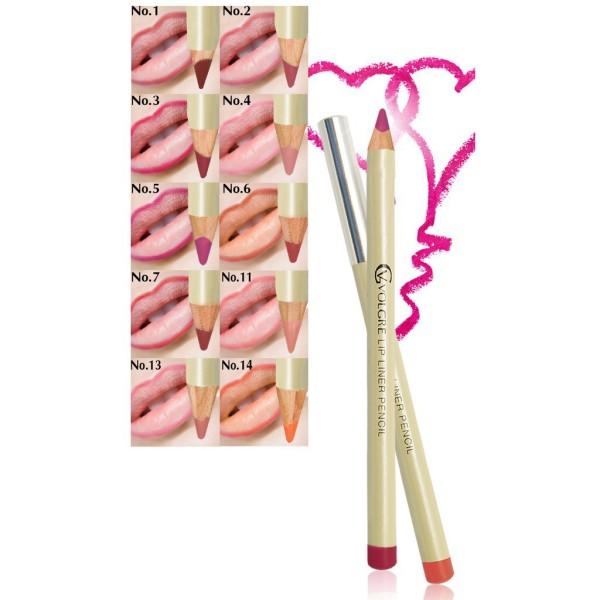 Chì kẻ môi xinh xắn Mira VG Lip liner Pencil