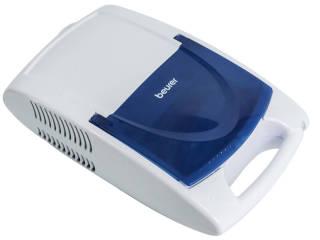 [HCM][HÀNG CHINH HÃNG]Máy xông khí dung mũi họng BEURER IH21-Máy xông khí dung tại nhà-là thiết bị chuyên về các bệnh về đường hô hấp như hen suyễn viêm phế quản viêm xoang.cho người lớn và trẻ nhỏ. Máy xông khí dung chạy êm nhẹ thumbnail