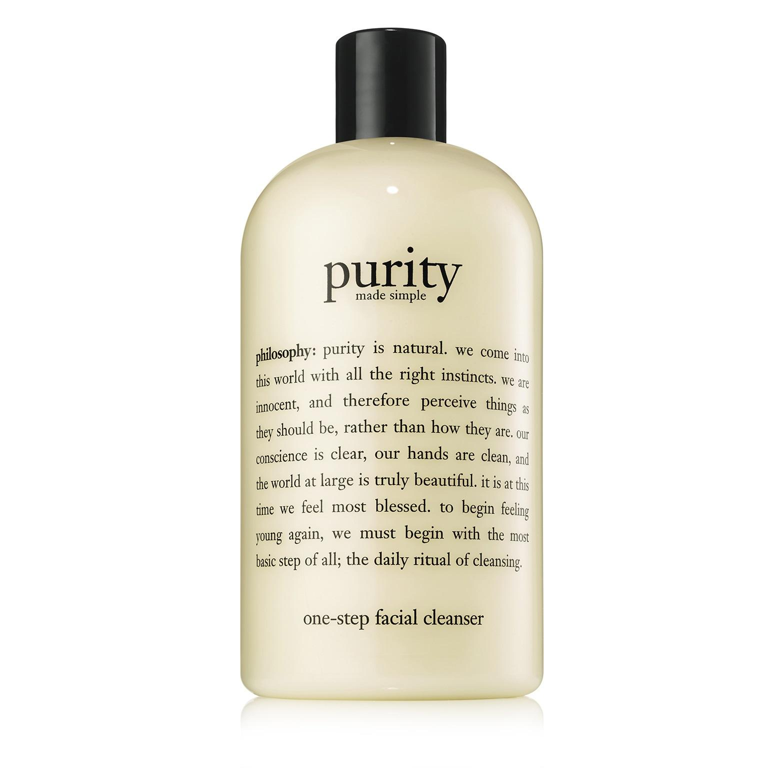 Sữa rửa mặt Philosophy Purity Made Simple 240ml tốt nhất