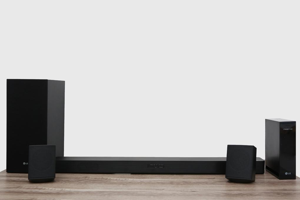 Loa thanh soundbar LG SK5 480W 4.1 kênh Nhật Bản