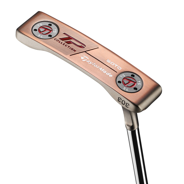 Gậy golf Putter Taylormade TP Patina Collection Soto