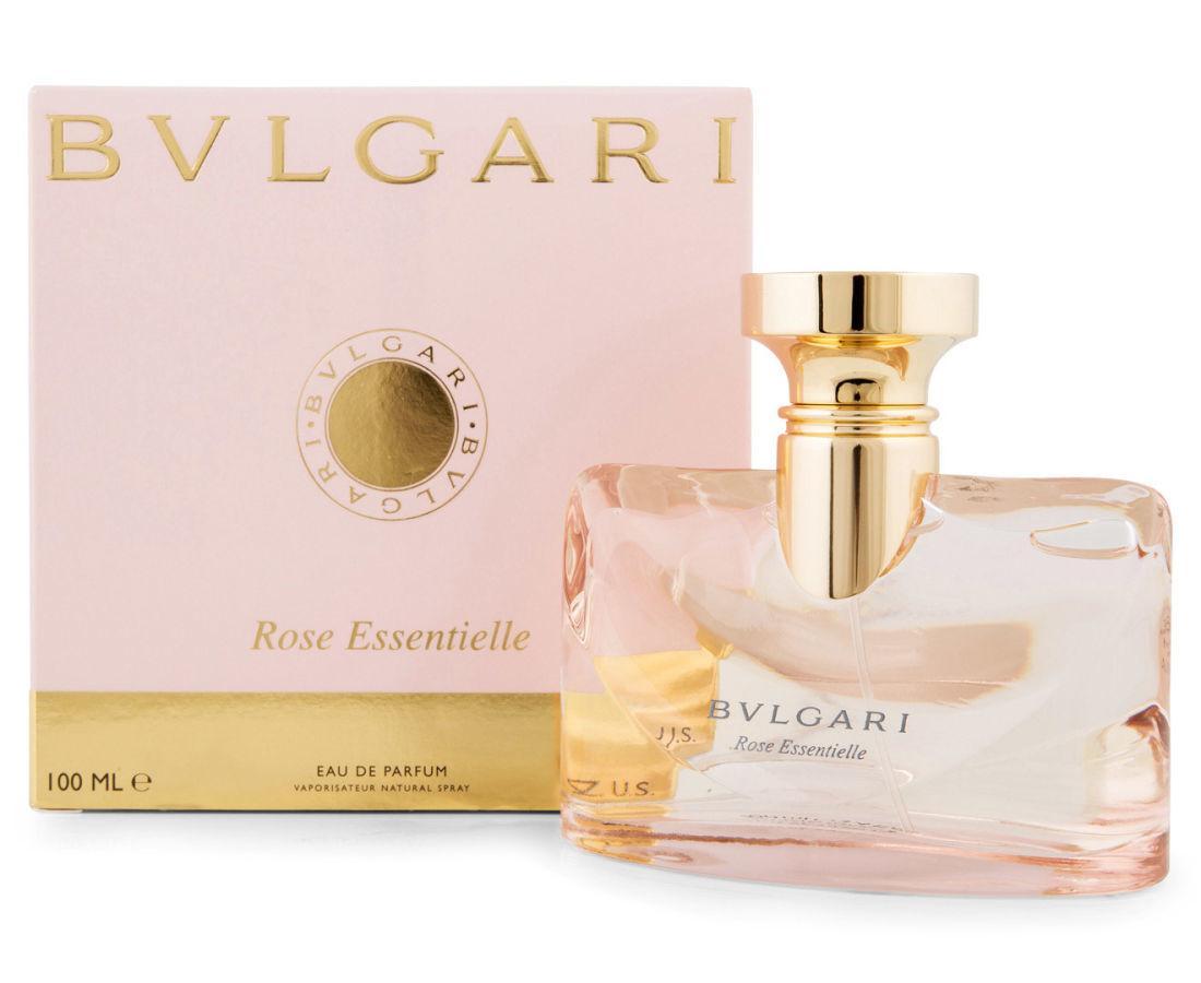 Nước hoa nữ cao cấp BVL Rose Essentielle Nữ tính - Điệu đà - Dịu dàng 100ml nhập khẩu