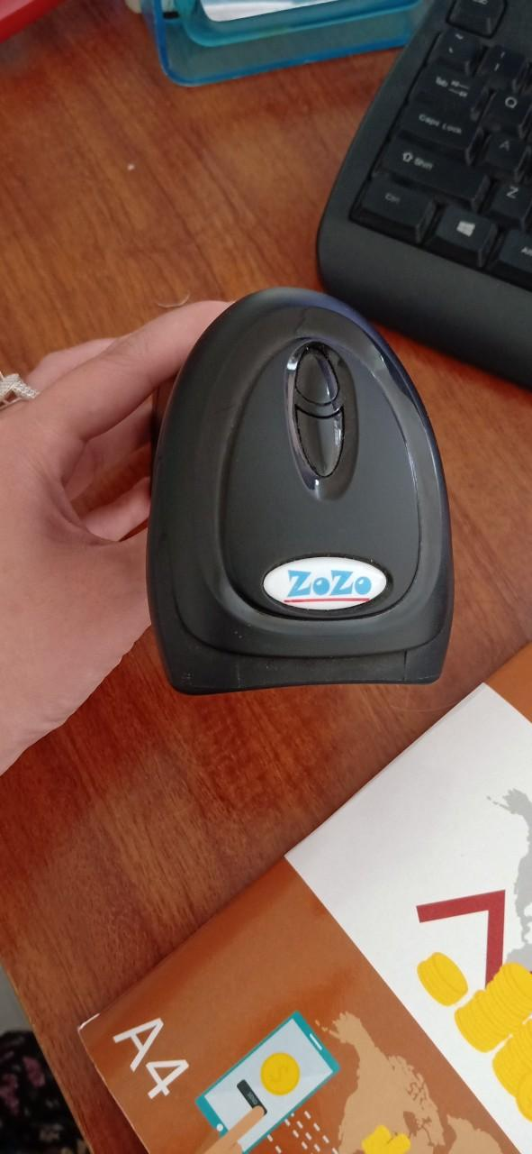 Giá Máy quét mã vạch không dây Zozo Z2400