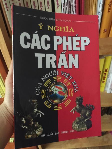 Mua Ý Nghĩa Các Phép Trấn Của Người Việt Xưa