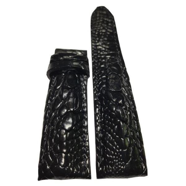 Nơi bán Dây đồng hồ da cá sấu Ruby Luxury phần gai tay độc đáo tặng kèm 6 lưỡi dao cạo râu trị giá 60.000đ