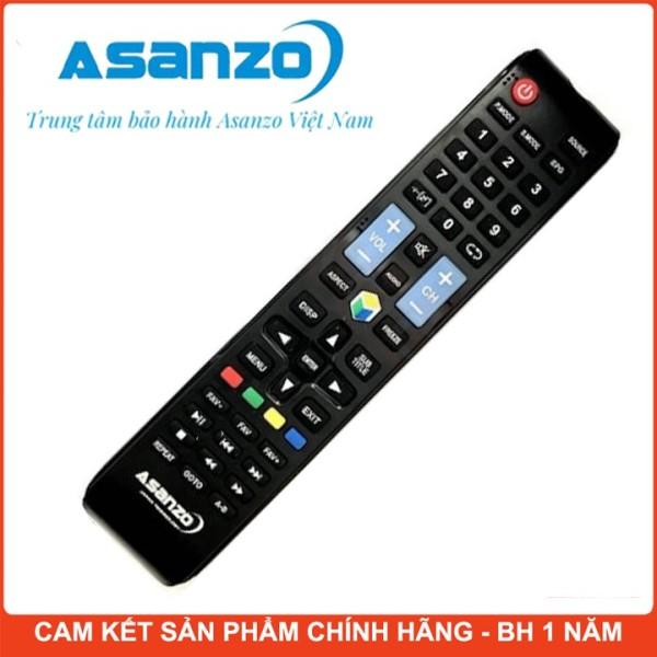 [Nhập ELJAN11 giảm 10%, tối đa 200k, đơn từ 99k]Điều khiển TV ASANZO Smart Hàng chuẩn đẹp