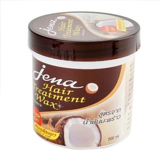 [Hủ 500ml] Kem ủ tóc dừa Jena Thái Lan, dễ dàng thấm sâu vào lõi tóc, nuôi dưỡng từng sợi tóc thumbnail
