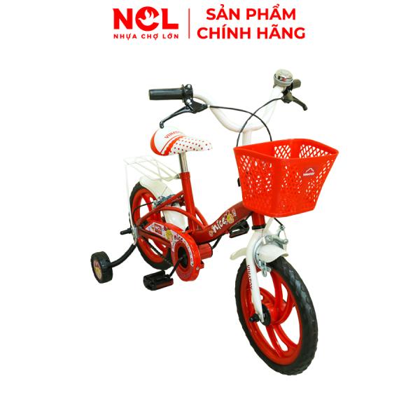 Giá bán Xe Đạp Trẻ Em Nhựa Chợ Lớn 12 inch K104 Dành Cho Bé Từ 3 - 4 Tuổi - M1798-X2B