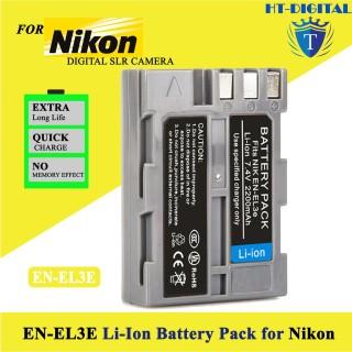 Pin Nikon EN-EL3E 2100mAh cho Nikon D70 D70s D80 D90 D200 D300 D700 - Pin Máy Ảnh Cho Nikon EN-EL3E thumbnail