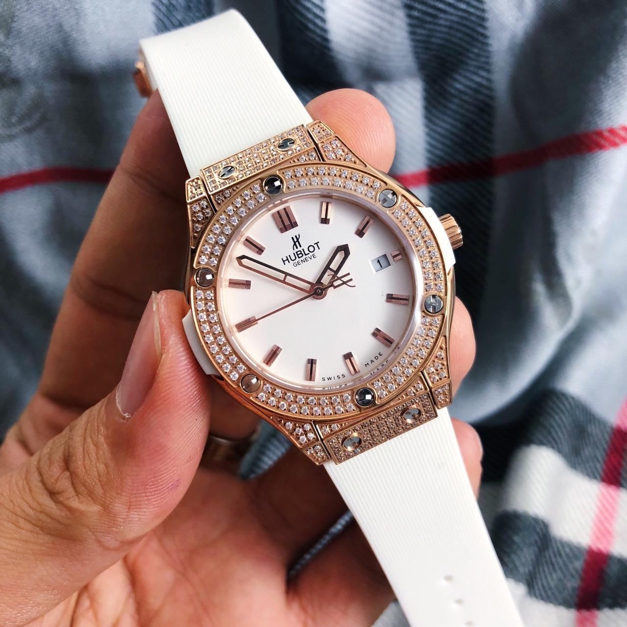 Nơi bán Đồng Hồ Nữ Hublot Diamond FS0034