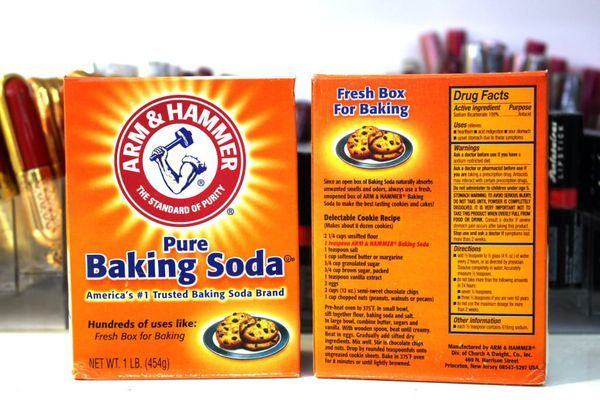 Bot Baking Soda ARM & HAMMER 454gr