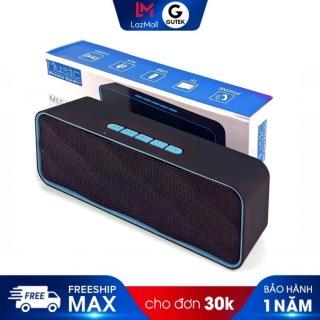 Loa Bluetooth Không Dây GUTEK SC211, Loa Nghe Nhạc Cầm Tay Di Động Nhỏ Gọn, Âm Thanh Chất Lượng, Bass Trầm Ấm Kết Nối Usb, Thẻ Nhớ, Cổng 3.5, Đài Fm, Nhiều Màu Sắc thumbnail
