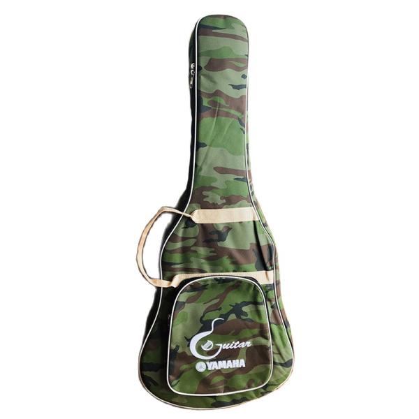 Bao đàn guitar 4 lớp vải bố vải dày màu đẹp có chữ Đựng được đàn guitar thùng acoustic và classic full size - Duy Guitar Store