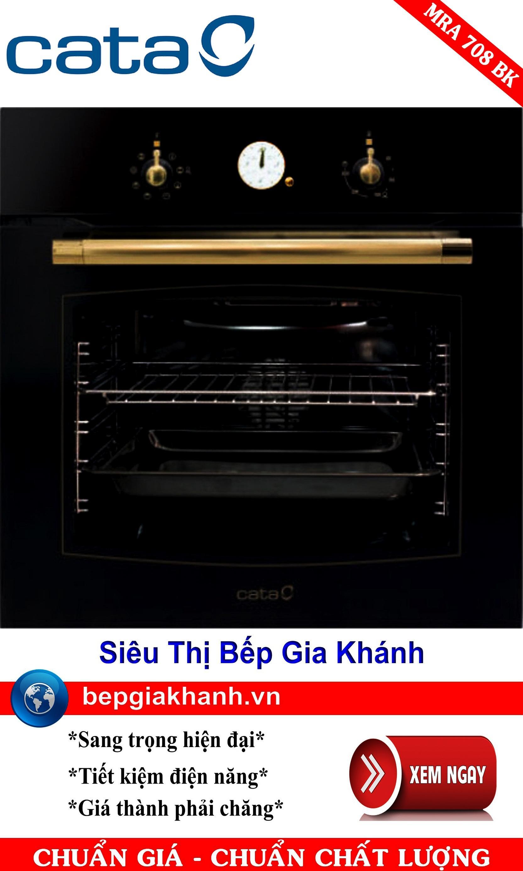 Lò nướng điện đa năng Cata MRA 708 BK, lò nướng điện, lò nướng bánh, lò nướng thủy tinh, lò nướng bánh mì, lò nướng bánh bông lan