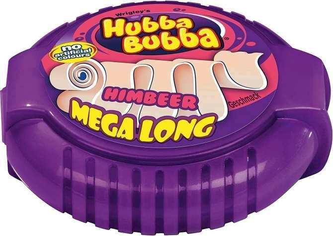 Gum Cuộn Hubba Bubba Đức Vị Mâm Xôi [SuPhat Shop]
