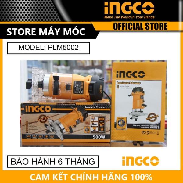 [HCM]Máy phay gỗ 6mm INGCO PLM5002 - HÀNG CHÍNH HÃNG