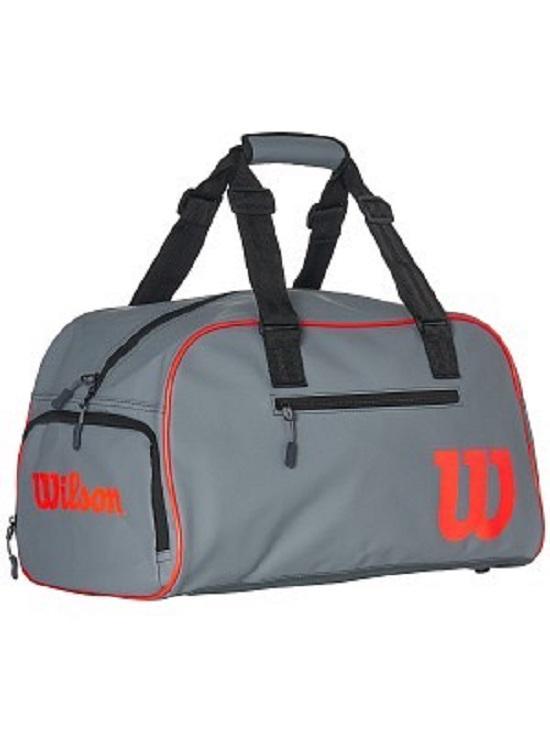 Bảng giá Túi vợt, balo tennis, ba lô thể thao Wilson Clash Duffel Bag Small cao cấp, tiện ích