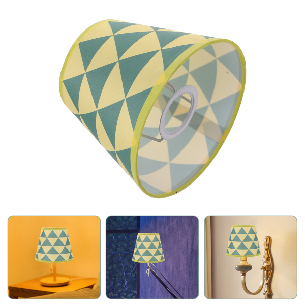 Ouruola【Ready Stock】Dustproof Lampshade Cloth Lamp Cover Lamp Accessory For Hotel Home