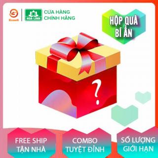 Hộp quà tặng bí ẩn cho da đẹp, dáng xinh - Combo giải độc gan - Hàng dược phẩm bảo vệ sức khỏe chính hãng thumbnail