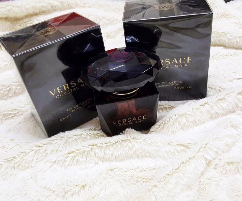 Nước Hoa Nữ Versace Crystal Noir (90ml)