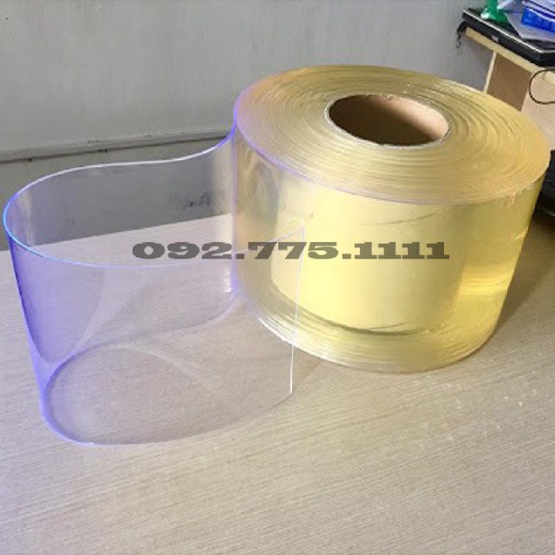Tấm nhựa PVC trong suốt ngăn lạnh, cản bụi