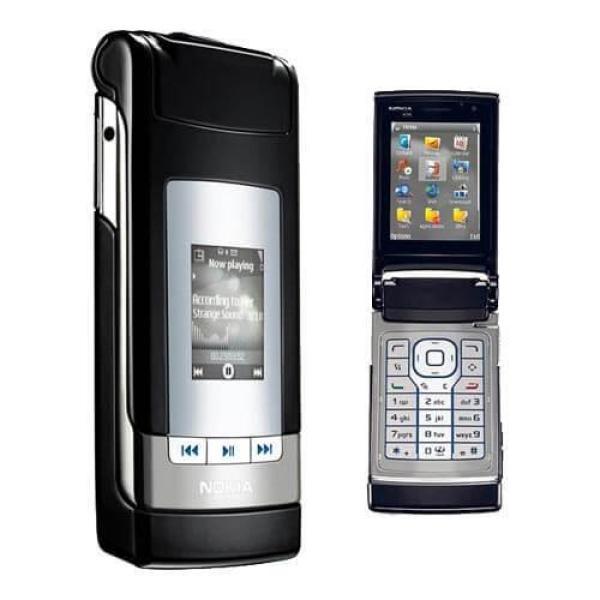 Điện thoại Nokia N76 nắp gập