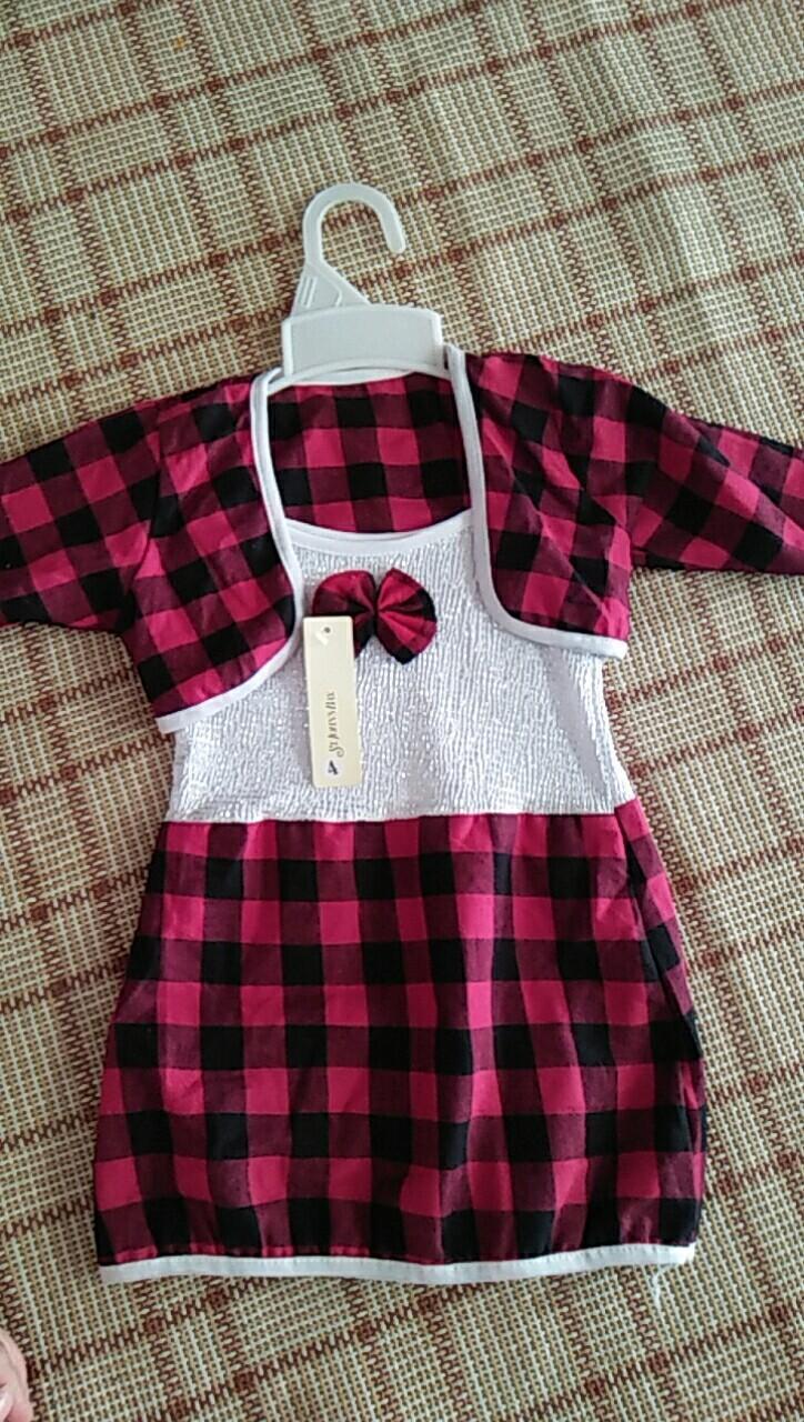 Bộ váy, đầm xinh xắn dễ thương cho bé yêu từ 2 - 7 tuổi