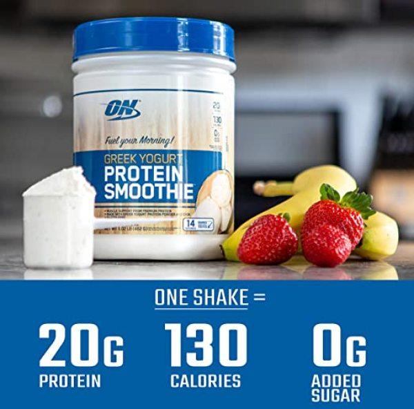 Sữa tăng cơ Optimum Nutrition Greek Yogurt Protein 1.02 lb (HSD 05/2020) cao cấp