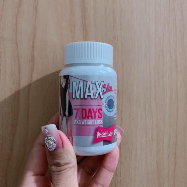 Giảm cân Max 7Day giá rẻ