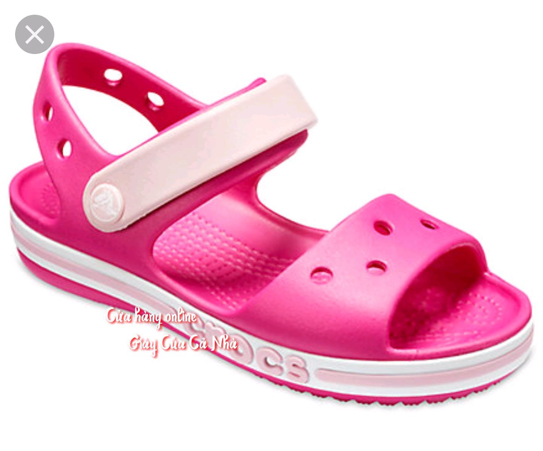 Giá bán Sandal Crocs.Band cho bé gái