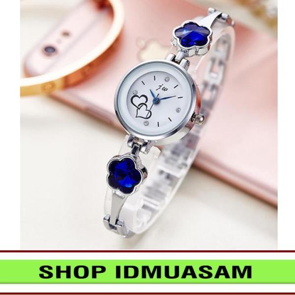 Nơi bán [Có video quay thật] Đồng hồ nữ dây kim loại thời trang JW IDMUASAM 2851 (Nhiều màu lựa chọn)