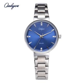 Đồng hồ Onlyou Nữ 328065LA Dây Thép Không Gỉ thumbnail
