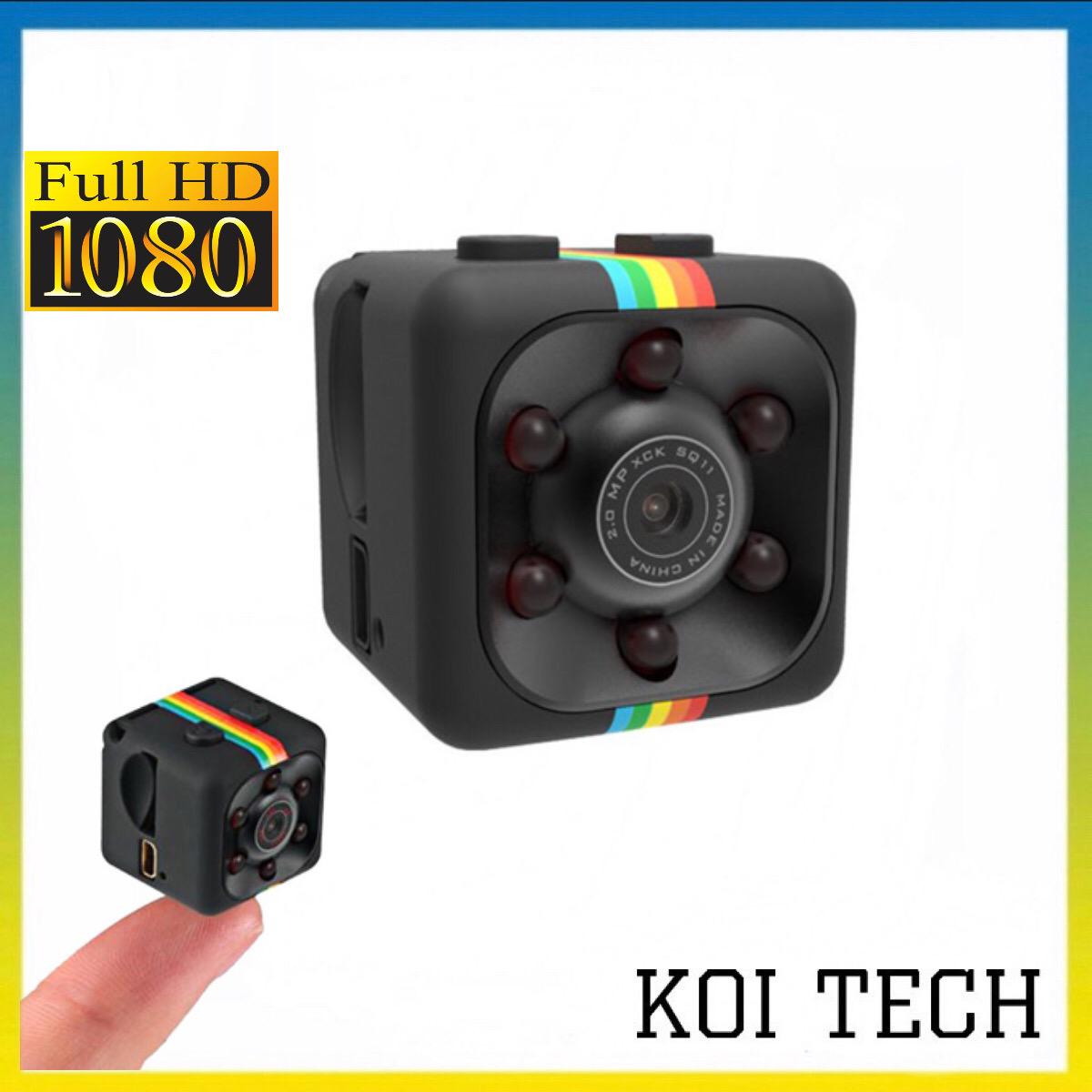 Camera mini sq11 siêu nhỏ bé hành trình xe máy phượt – Camera hành trình full hd 1080p chống rung chống nước