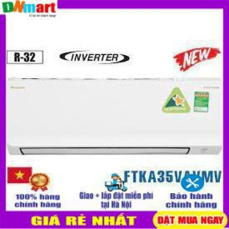 Bảng giá Điều hòa Daikin FTKA35VAVMV 1 chiểu inverter 12000btu R32{VẬN CHUYỂN MIỄN PHÍ + LẮP ĐẶT TẠI HÀ NỘI}