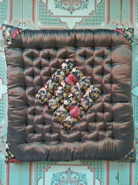 Đệm ngồi bệt thảm trải ghế 50x50x5 cm