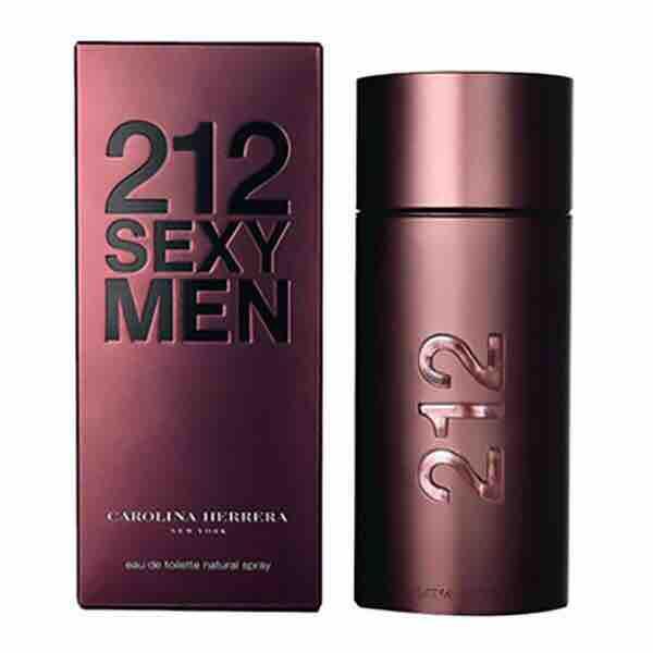 Nước hoa nam Carolina Herrera 212 Sexy Men cao cấp