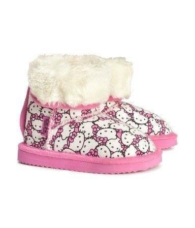 Giá bán Boot Kitty bé gái H&M