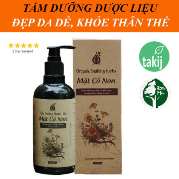 MẬT CỎ NON - Tắm dưỡng dược liệu - Sữa tắm thảo Dược - Dưỡng da - Dưỡng thể - Thư giãn - Sức khoẻ - NPP Takij VietNam