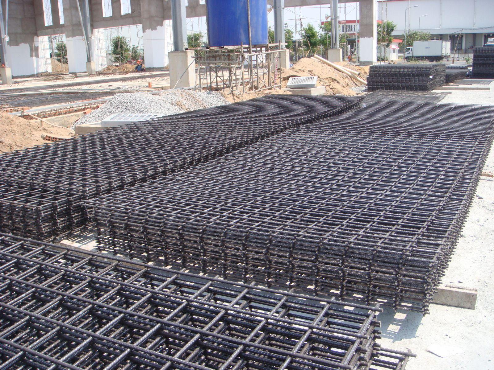 Lưới thép đổ bê tông giá cả phải chăng