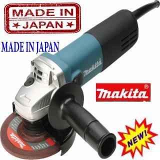 Máy mài cắt Makita Nhật Bản100% lõi đồng -máy cắt Makita Pmax với thiết kế hiện đại, chú trọng vào kiểu dáng, khối lượng, tay cầm cho người dùng cảm giác thoải mái khi sử dụng thumbnail